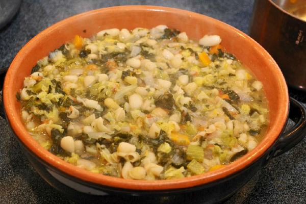 piatto tipico senese ribollita